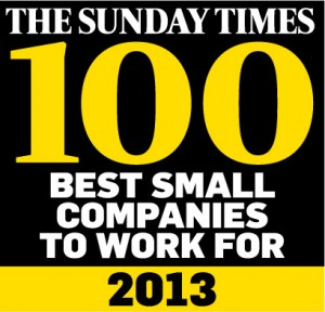 BEST SME COMPANIES 2013 LOGO RGB