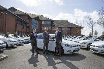 New Volkswagen Estates- 4Com Engineers