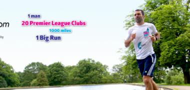 Franny Benali Running